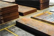 ASTM-A36 Mild Steel Sheets, Plates & Coils