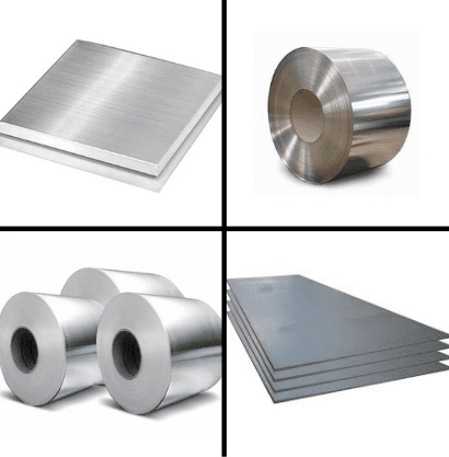 stainless steel sheets plates and coils